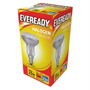 S11883 EVEREADY ECO HALOGEN R39 20W(25W) 220-240V E14 (SES), PACK OF 1